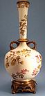 Royal Worcester Lamp