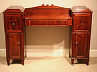 Fine Small Scale Late Regency Sideboard