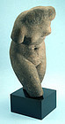 Female Torso by Georges Serre  (French 1889-1956)