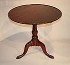 18th Century English Tea Table