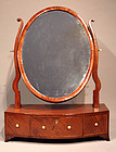 Large Scale American Federal Dressing Mirror