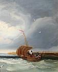 Alfred Stannard  (British, 1806-1889)