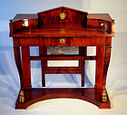 Neo-Classical Ormolu Mounted Dressing Table