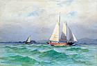 Hendricks A. Hallett (American, 1847-1921)