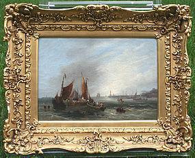 Frederick Calvert (British 1785-1845)