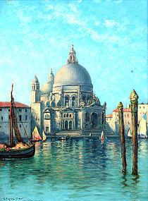 Views of Venice by C. Myron Clark (American, 1876-1925)