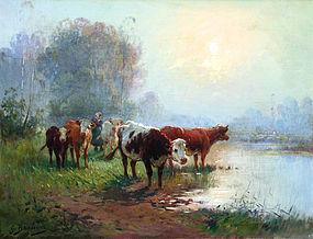 Georges Brasseur (Belgian, 1880-1950)