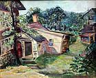 Peter Bela Mayer (Hungarian-American 1887-1992