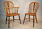 English Windsor Chairs