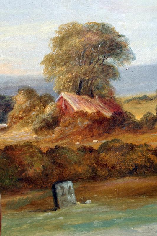 Coaching Painting by James Pollard (British 1792-1867)