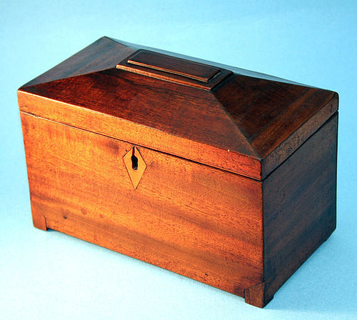 Civil War Era Tea Caddy