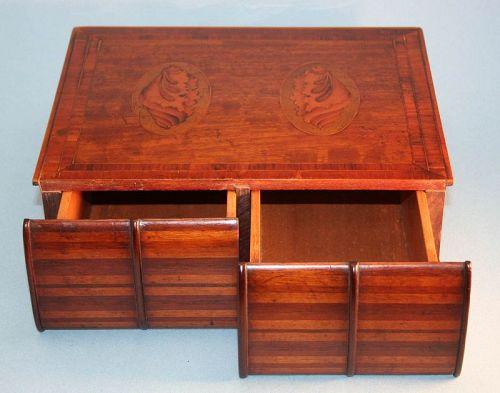 18th Century Book-form Desk Box