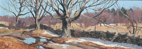 Landscape by Loring Coleman