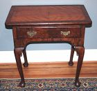 Early George I Walnut Dressing Table