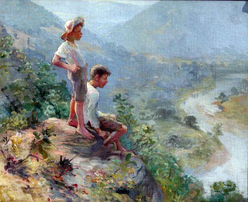 Adam Emory Albright  (American 1862-1957 )
