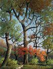 Landscape, Washington D.C. by Benson Bond Moore (American 1882-1974)