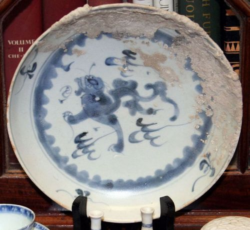 Shipwreck Porcelain from the The Nanking Cargo