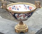 Imari Bowl with Ormolu Mounts