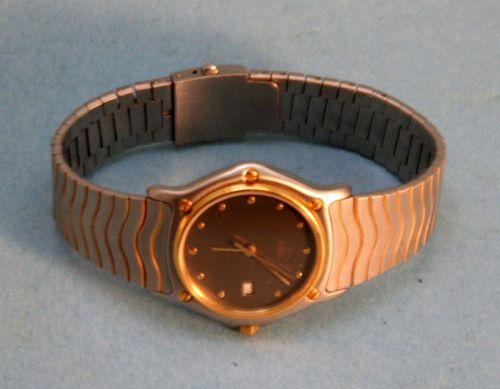 Classic Ebel Mens Wristwatch