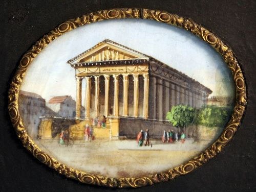 Miniature of La Maison Carrée