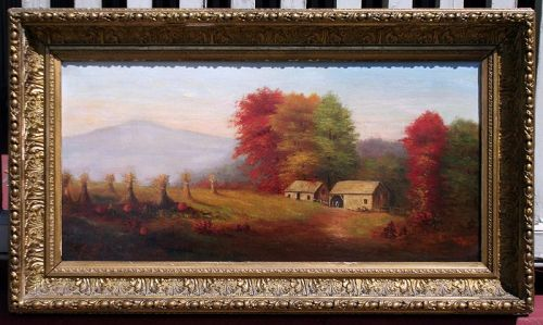 White Mountains School Painting