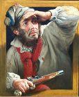"Henry Perlee Parker (British 1795-1873),""The Pirate"""