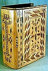 Large American Inlaid Book-form Box