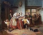 Henri Jospeh Dillens (Belgian, 1812-1872)