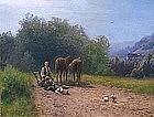 Hermann Herzog (American, 1832-1932)