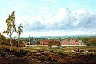 View from Streatham by Edmund John Niemann (Br.)