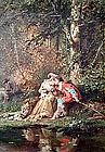 Henri Langerock (Belgian, 1830-1915)
