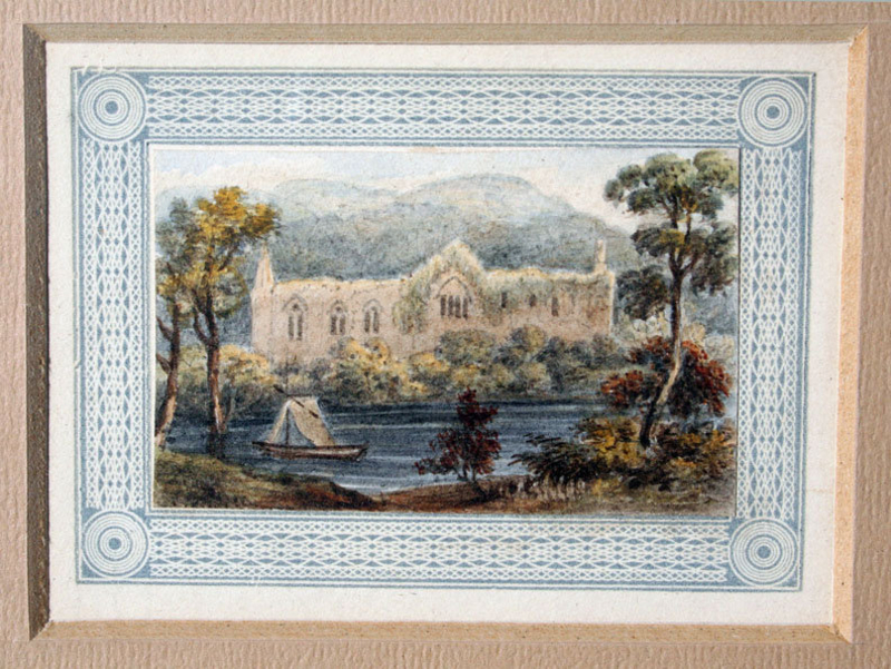 English School (Ca. 1850-1870)