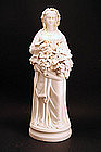 Antique English Parian Figure of �Bounty�.