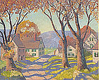 K.M. Coggeshall (American, 20th Century)