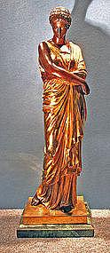 Auguste Marie Barreau (French, d.1922)