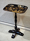Antique English Regency Tray on Stand