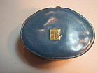 19th C. Chinese Copper and Cloisonne Small Box