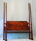 Federal High-Post Bed, early 19th C.