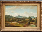 View of Mount Chocurua New Hampshire Painting By Samuel Griggs