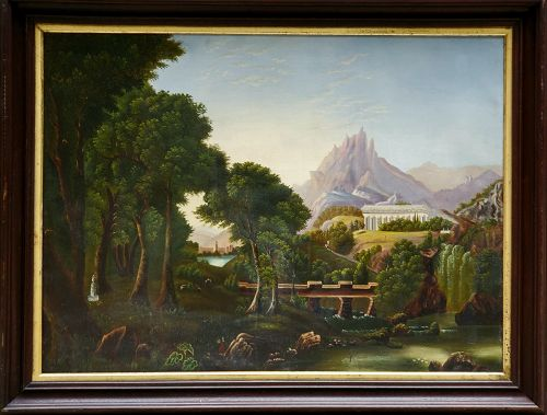 After Thomas Cole, American School, Dream of Arcadia