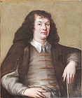 Dutch Portrait of a Gentleman, 17thC