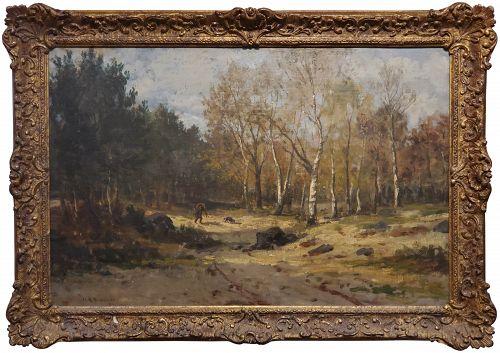 Hiram Reynolds Bloomer, American 1845-1911