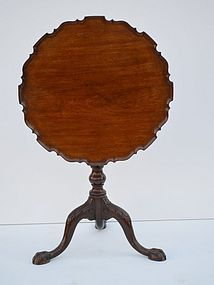 Charleston Chippendale Mahogany Tea Table, circa 1765