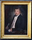 British School Portrait of a Gentleman, circa 1780