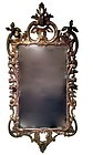 George III Carved and Gilt Mirror, circa 1765
