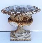 American Cast Iron Garden Urn, circa 1880