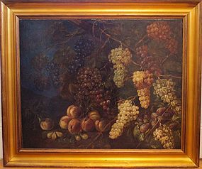 Italian Still Life Painting, 18th/early 19th C.
