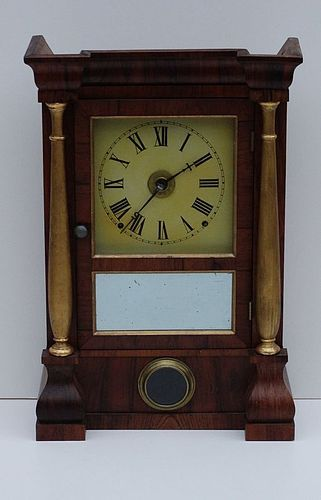 American Shelf Clock, 3rd Quarter 19th C.