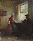 Jacob Von Sley, Dutch circa 1900