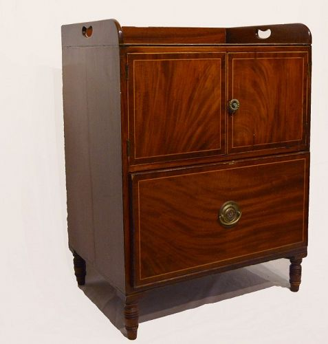 George III, Commode Stand, circa 1810